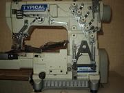 Продается промышленная машинка по трикотажу TYPICAL GK32700-1356
