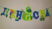 Оригинальный подарок !!!Изготовление детских игрушек  из фетра !!!